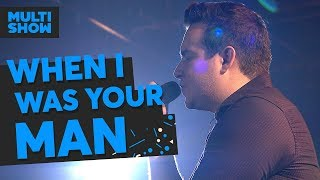 Baixar When I Was Your Man | Belutti | Música Boa Ao Vivo | Música Multishow