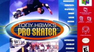 The Ernies - Here & Now (Tony Hawk´s Pro Skater)