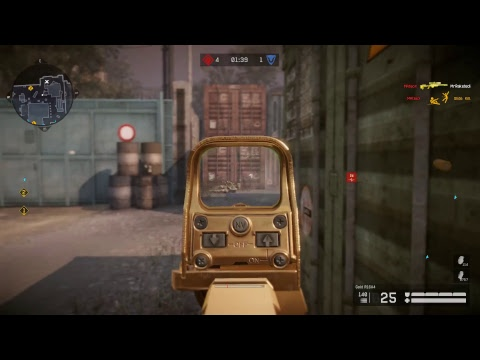 Warface Ranked Eu Stream