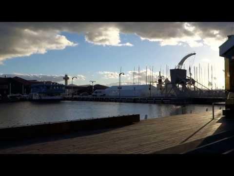 6am Summer Day Constitution Dock Hobart