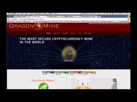 """Dragon Retail Mine"" - Discover the POWER of Crypto Currencies it will change your life forever"""