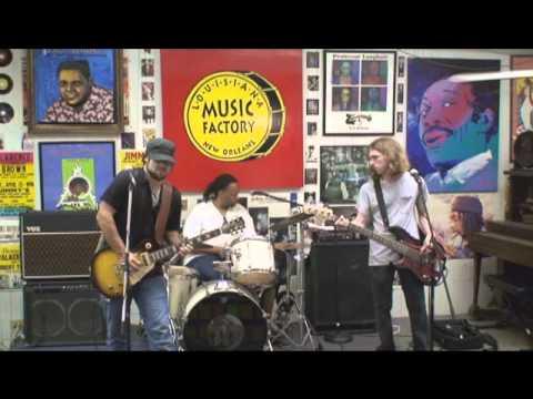 Will Wesley @ Louisiana Music Factory 2010