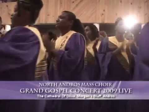 Worship The Lord - North Andros Mass Choir