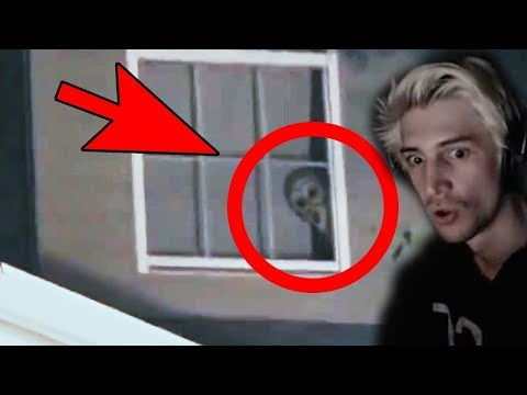 xQc Reacts to 5 Scary Ghost Videos To Give You NIGHTMARES ! *DON'T watch ALONE!