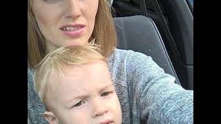 Мое первое видео||Блондинка за рулем||Уроки вождения