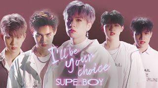 SUPERBOY Project A - Be Your Choice (ให้ฉันเป็นตัวเลือก) [Official MV]