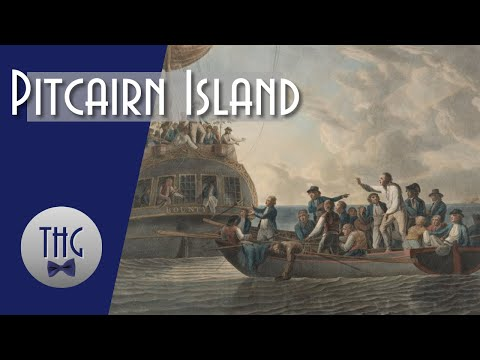 Five Minutes of History: Pitcairn Island