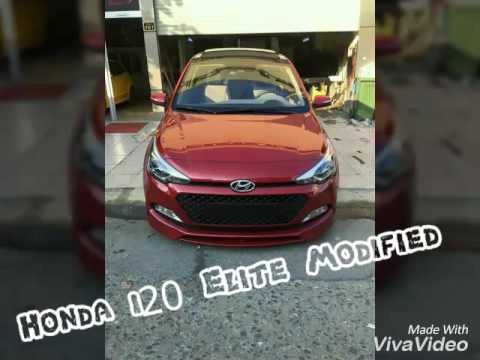 Hyundai I20 Elite Modified