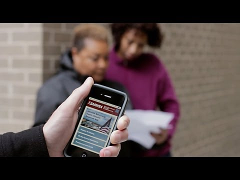 SAMHSA's Behavioral Health Disaster Response Mobile App