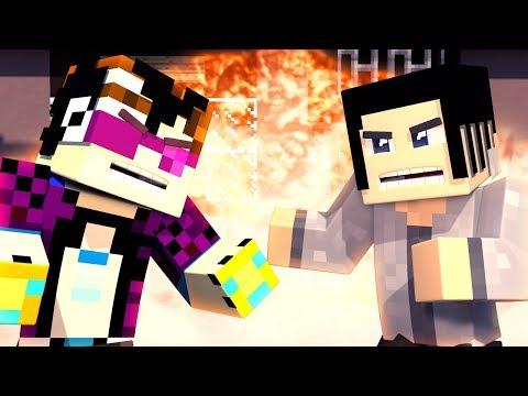 Minecraft The Purge - GIZZY VS JORDAN! #30 | Minecraft Roleplay