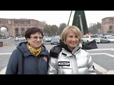 Ереван, 08.12.19,Su, Гостьи из Москвы, Цены в магазине, Video-1.