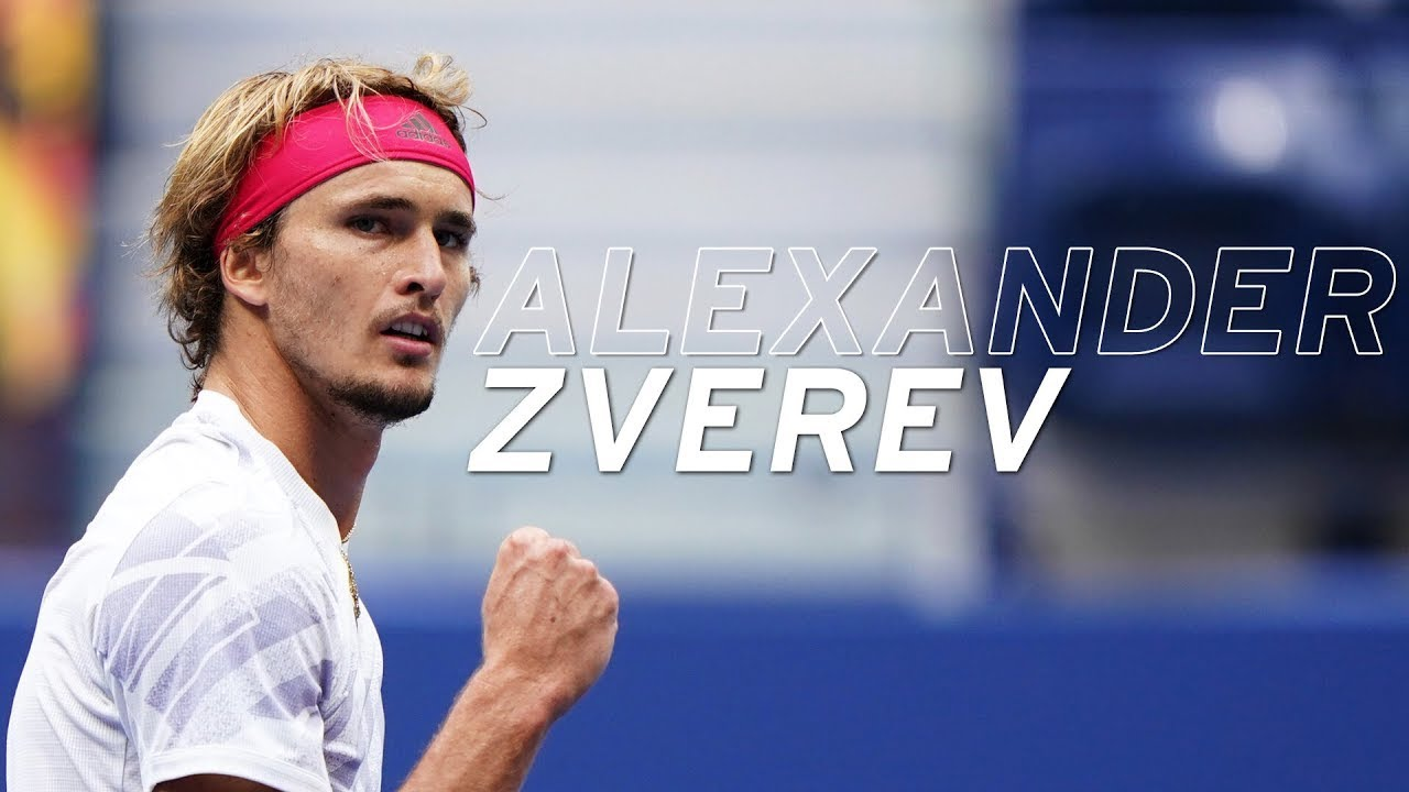 Alexander Zverev | US Open 2020 In Review