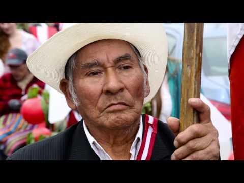 """""""POUSSIERES D'UTOPIE"""" - Documentaire à Villa El Salvador (Pérou)"""