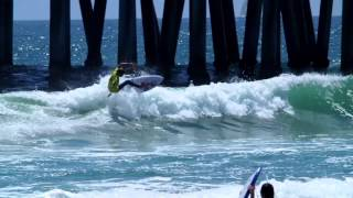 2014 Rip Curl GromSearch presented by mophie -  Huntington Beach, CA. Highlights