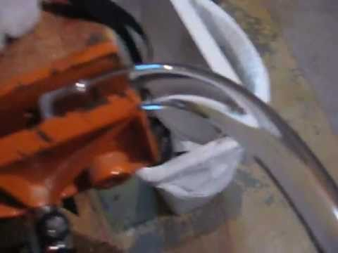 Making Tron Legacy Castor Cane How To Heat Bend Clear