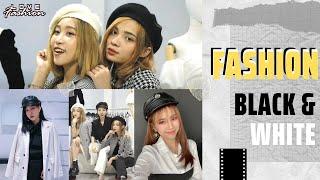 """Nếp """"trốn"""" Anna để """"cặp kè"""" với Nunu trong thử thách mix đồ của Love Fashion cùng Kim và Đông Đông"""