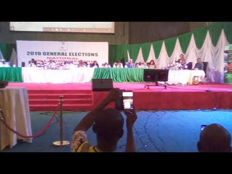 Nigeria Pres. Election 2019: Kogi State Result