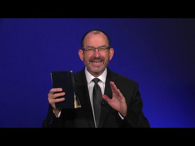 Mateus 3 - Parte 1 - Dr. Baruch Korman