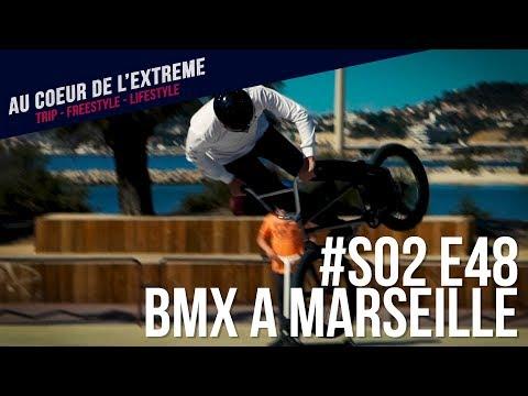 ACDE 48 BMX A MARSEILLE