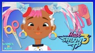 Toca Hair Salon 3 - Children's Hair Care Games - Best Apps For Kids