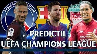 Predictii Uefa Champions League