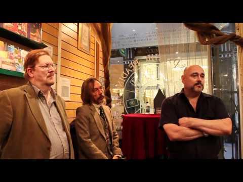 23 Mark Ryan, John Matthews and Will Worthington: Wildwood Tarot
