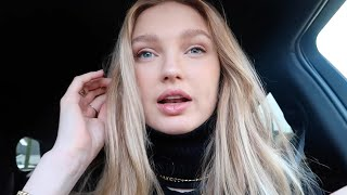 Working (out) for the first time! (VLOG 63) | Romee Strijd