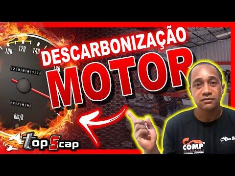 FIAT IDEA REVISÃO DE 135 MIL KM E  DESCARBONIZAÇÃO DO MOTOR