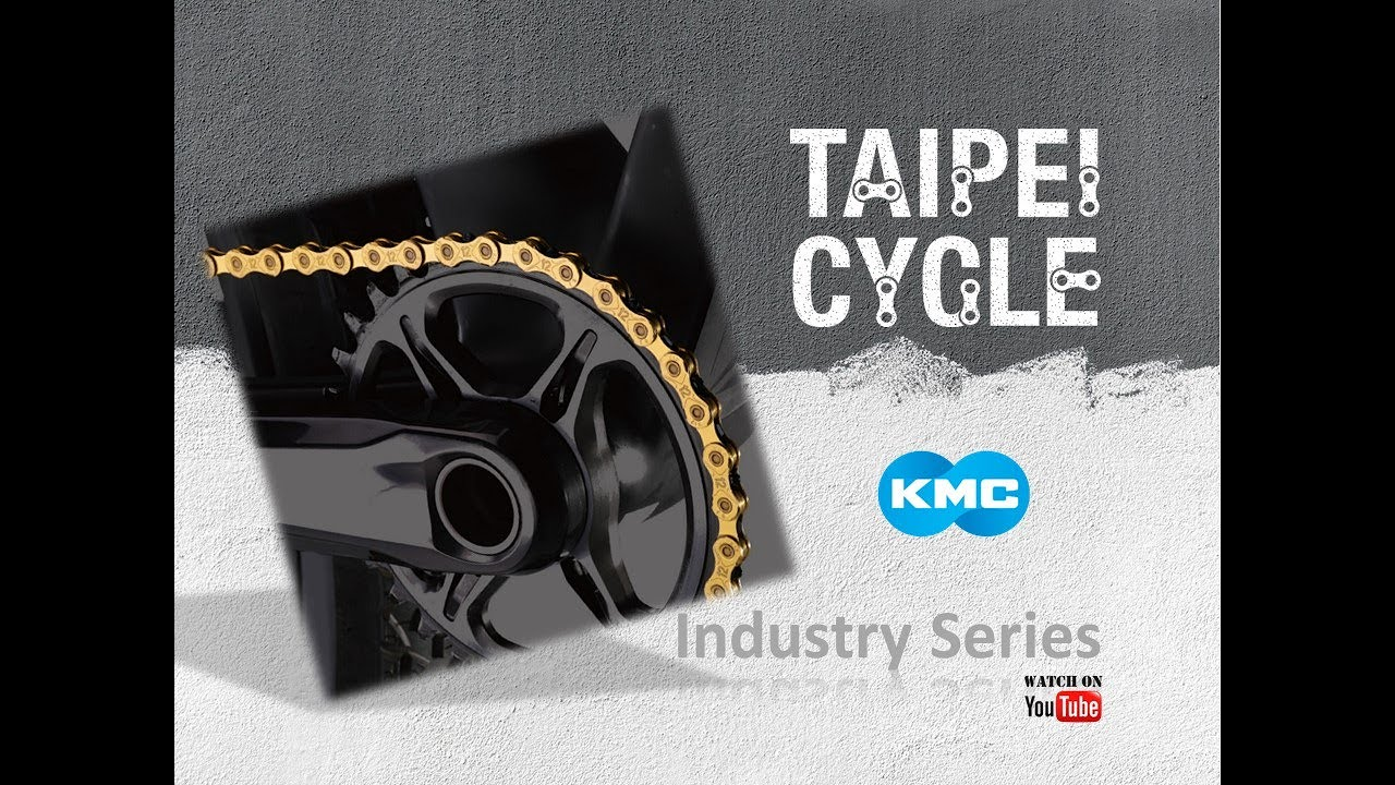 Download Taipei Cycle Industry Series x KMC