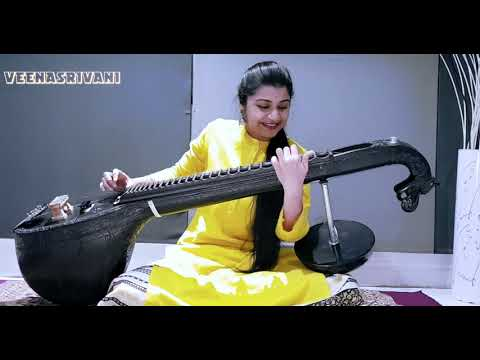 This Fusion of 'Shape of You' and 'Urvashi Urvashi' on Veena is Taking the Internet by storm