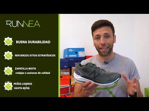 New Balance 890v7: Atención a la review, cambio ESPECTACULAR ????? - Runnea-