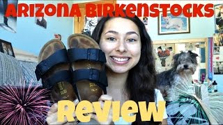 Arizona Birkenstocks Review | Babyv010