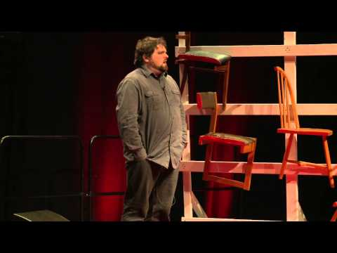 Punk Rock, A.A. Milne and Breaking the All Ages Taboo: Chris T-T at TEDxBrighton