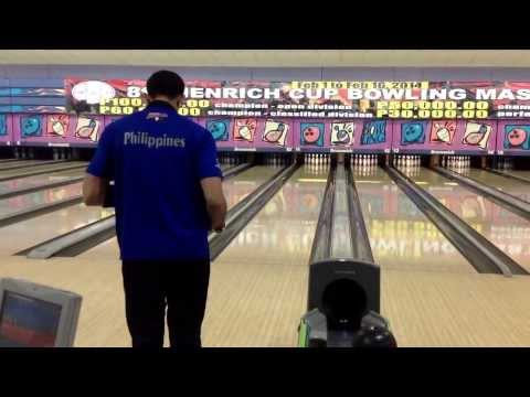 8TH HENRICH CUP BOWLING MASTERS SENIOR FINALS
