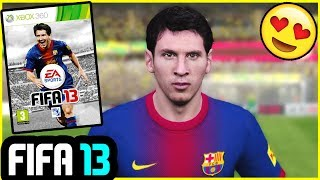 PLAYING FIFA 13 In 2019 - One Of The Best FIFA Games EVER?