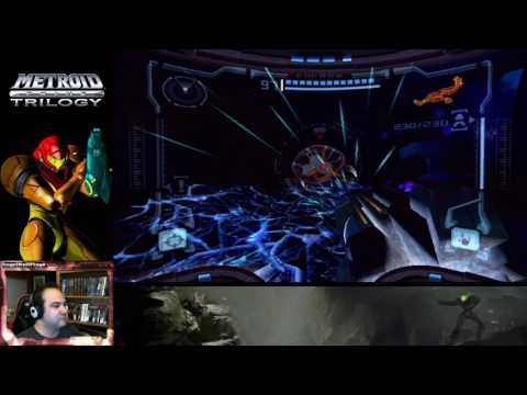 Let's Play: Metroid Prime Trilogy (Veteran) MP1 - Episode 15