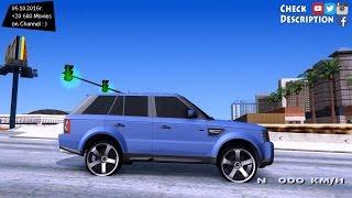 Range Rover 2015 Sport - GTA WORLD +20 600 Movies | GTA MOD