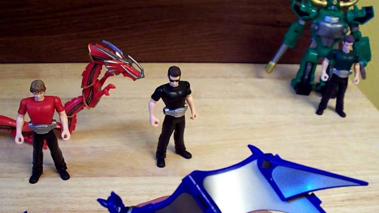 Kamen Rider Dragon Knight Advent Beasts Review - YouTube