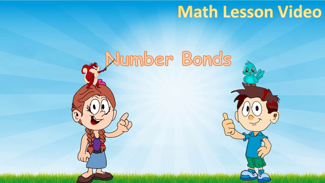 small resolution of Grade 1 (Primary 1) Math - Number Bonds - YouTube
