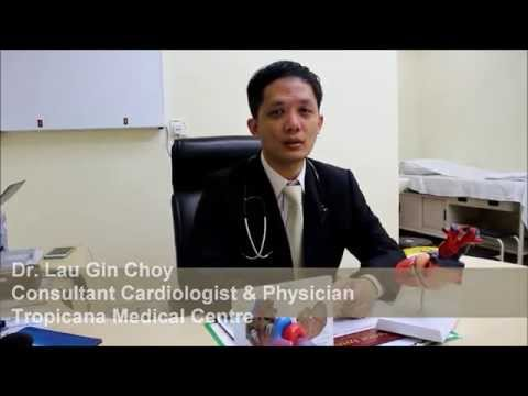 How High Cholesterol Affects Your Heart by Dr. Lau Gin Choy