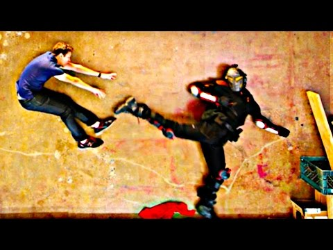 Stop Motion SUPERFIGHT