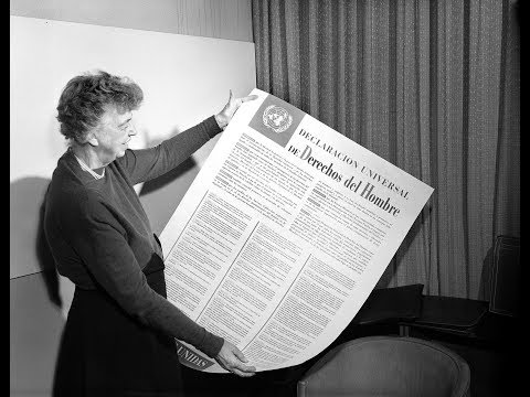 How has the Declaration of Human Rights changed the world?
