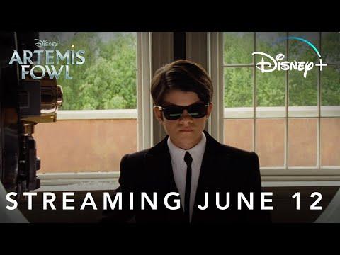 Artemis Fowl | Streaming Exclusively June 12 | Disney+