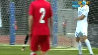 Казахстан — Азербайджан 1:0