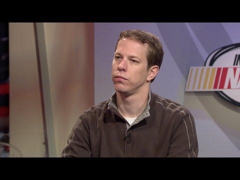 Inside NASCAR - Brad Keselowski Interview - SHOWTIME