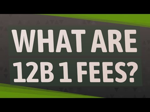 what-are-12b-1-fees?