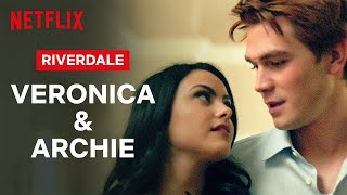 Archie and Veronica's Love Story | Riverdale | Netflix