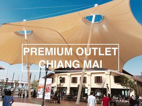 Premium Outlet Chiang Mai, Thailand!! ตะลุยเอ้าท์เล็ตเชียงใหม่