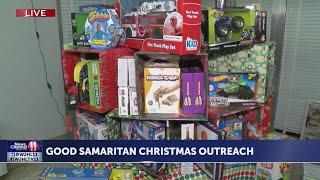 Good Samaritan Ministries Christmas outreach drive