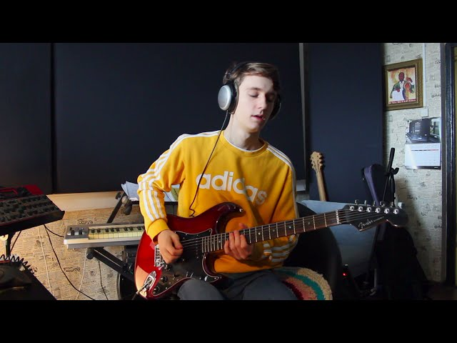 GuitarCraft - John Mayer - Slow Dancing In A Burning Room - Никита Исаев